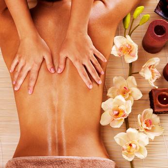 Beauty Salon Andover Massaage