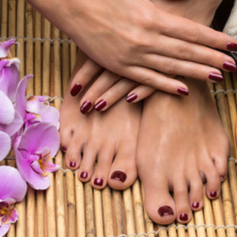 Pedicure Andover